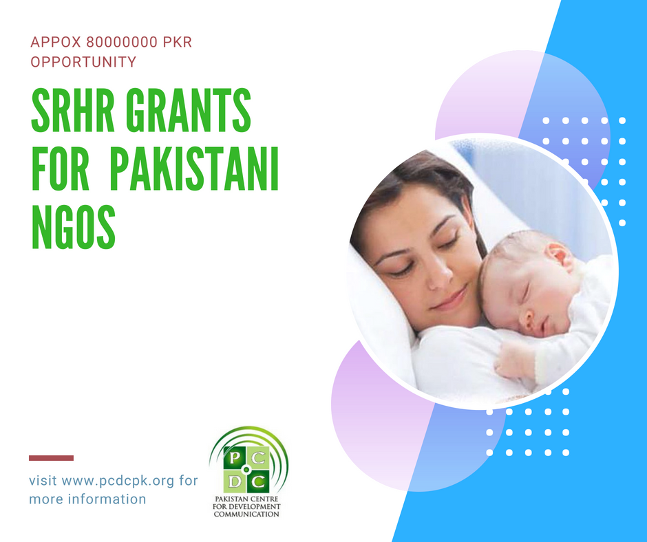 International Funding Agency is Inviting Proposals from Registered Pakistani NGOs,  community groups, indigenous groups, charitable organisations, faith-based organisations, research institutes, social enterprise groups, public-private partnerships, communications & media groups, professional associations. Last date to apply is 31 July 2018.
