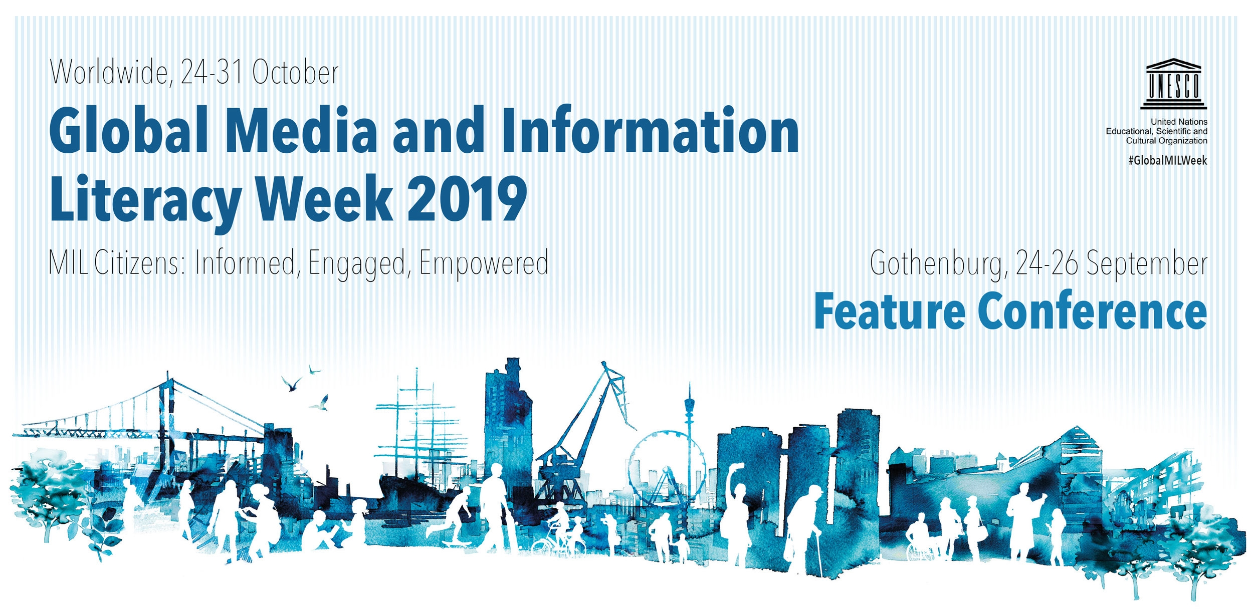 The Global Media and Information Literacy (MIL) Week 2019 scholarships – Apply Now!
